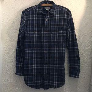 Carhartt Flanel Shirt Long Sleeve